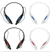 Wireless Bluetooth headphone running bluetooth headset stereo+vibrator+caller id