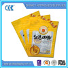 3-sides seal packaging pouch for nuts/hot sales 3-sides seal pouch/stand up pouch with 3-sides seal