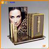 customized wholesale cosmetic display stand for revlon manufacturer