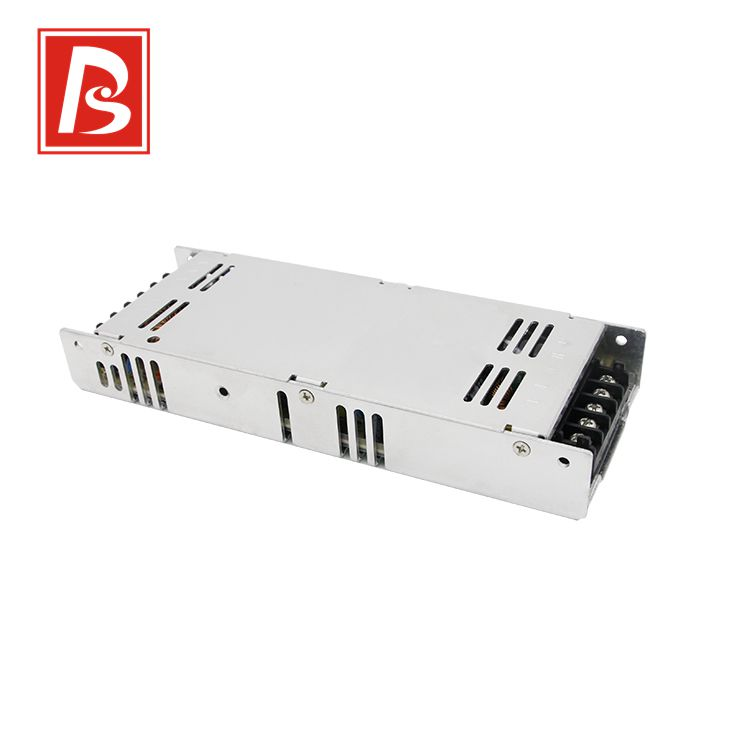 BST ultra slim 300W 60A constant current output 4V 5V 4.5V led power supply for outdoor LCD display