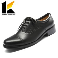 Italian Leather Shoes Military Leather Shoes
