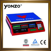 chinese electronic digital weighing visual analogue scale