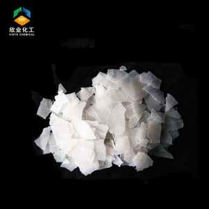 pure clean caustic soda flakes sodium hydroxide 99%