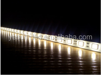 Full color Cheap Priece3528 aluminum led rigid strip with CE&RoHS