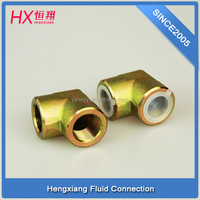 high pressure hydraulic pipe fittings with stainless steel pipe and fittings 7T9-04PK
