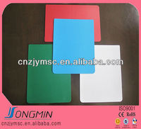 Dongyang yongmin high quality colour magnet sheet