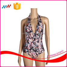 Women Fancy Design One-Piece Swimwear Wholesale
