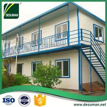 DESUMAN Indonesia ISO easy installation prefabricated wooden house