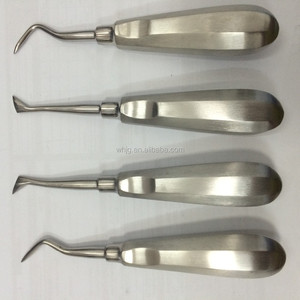 High Quality Dental Stainless Steel Root Elevators Series of Surgical Material Instrument