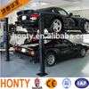 used car lifting equipment/ four post car lift bridge jack/car lifting equipment