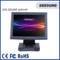 Customized Pos Factory 15 inch All In One Pos Terminal With WIFI Function