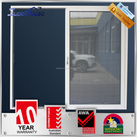 Latest modern house and office design As2047 certified sliding Door