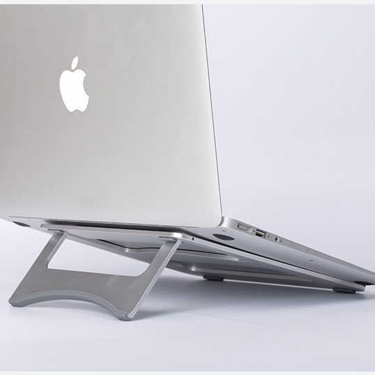 Aluminium computer holder adjustable Laptop Stand for notebook