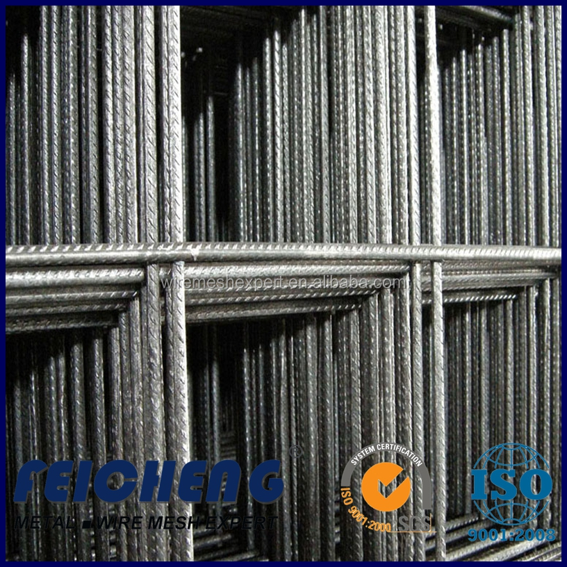 Concrete Reinforcement Wire Mesh/Steel Fabric