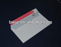 customized printing peal and seal paper envelopes/handmade paper envelopes