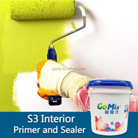 Wall Sealer Base Coating S3 Primer and Paint