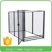 Large outdoor galvanized Custom logo dog run fence panels