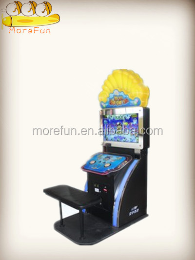 Chinese simulator game machine/Arcade simulator game/MARBLE BOBBLE