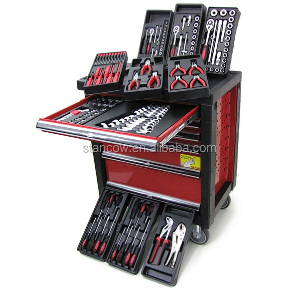 220pc craft tools cabinet tool <strong>set</strong>