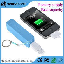2600mah/2200mah New Battery Charger Power Bank For Mobile Phone