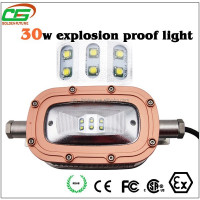 Exd IIB IP67 explosion proof led safety mining tunnel light