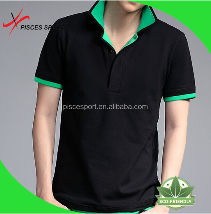 new style slim fit casual shirts for men summer mesh polo shirts