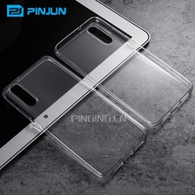 wholesale 0.5 mm ultra thin transparent clear silicon gel soft tpu phone case for huawei p20 , slim case for huawei p20