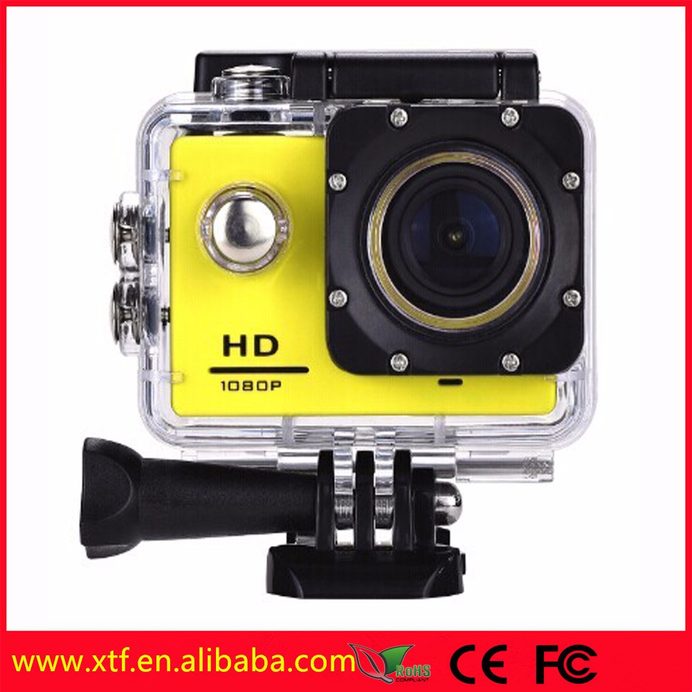 OEM/ODM factory 30M waterproof digital camera hdv camcorder