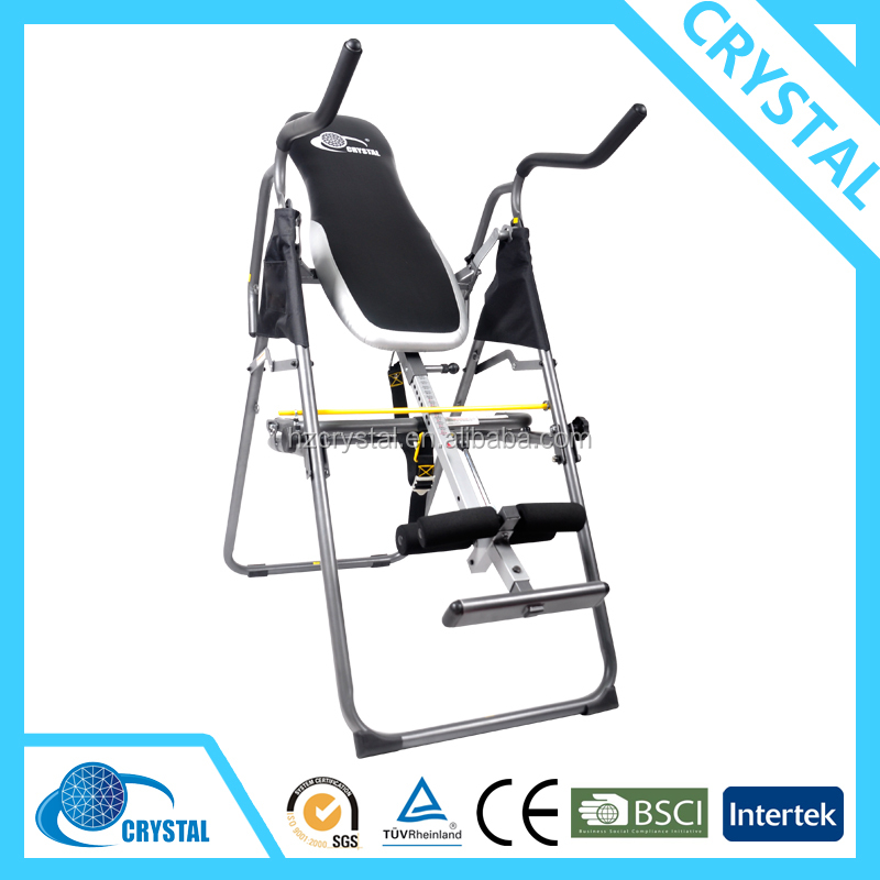SJ-1890 Wholesale multi abdominal exercise machine inversion table for ab shaper