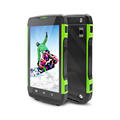 New octa core 2+16GB NFC RFID Rugged mobile phone 6inch big screen