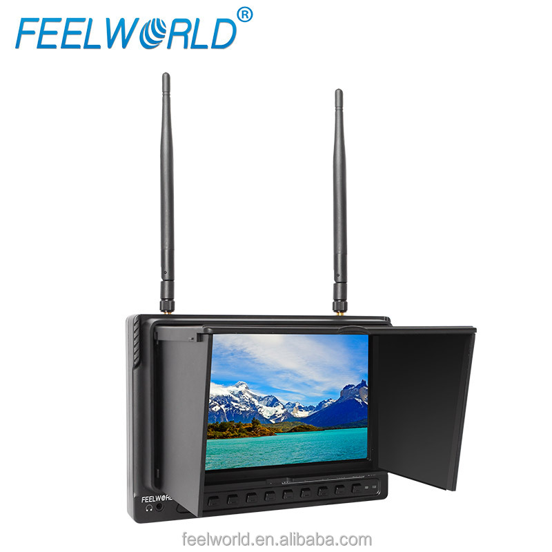 new arrival <strong>10</strong>.1inch fpv monitor with hdmi,rca inputs sunshade for rc airsoft helicopter