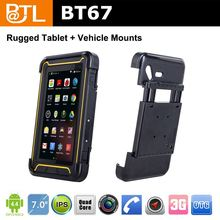 SWT0715 BATL BT67 ip67 car mount holder rugged tablet for warehouse