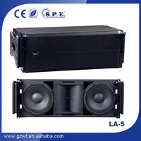 3 way line array speaker designed for professional performance