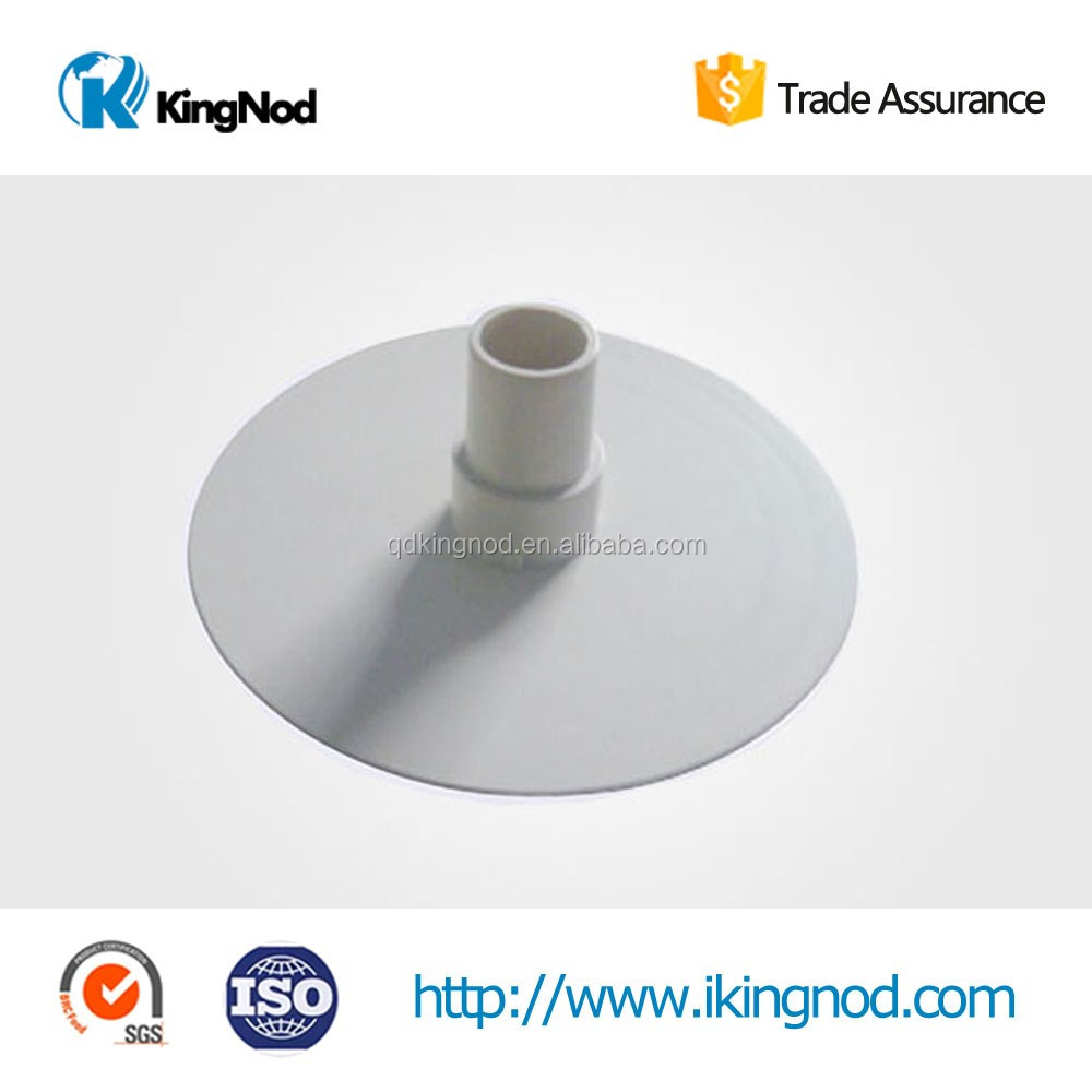 Swimming Pool Vacuum Plate with Hose Adaptor for Wall Skimmer