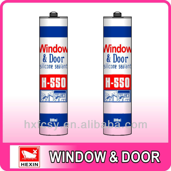 Window& door silicon sealant