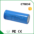 Li-ion battery ICR26650 rechargeable lithium battery 26650