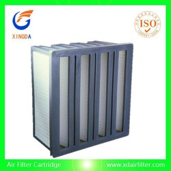 Heavy Duty Air Filter for Gas Turbine Engine Protection.