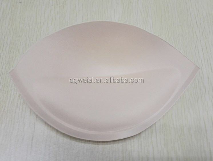 silicone molded cup bra
