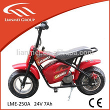 250w mini electric motor bikes for hot sale with CE