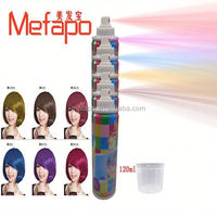 Temporary spray hair color Hair Dye Colour Highlight Glitter Wash Out Party Fancy Dress