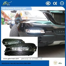 high quality led car W164 DRL for Benzz ML Class DRL led daytime running light 2006 - 2009