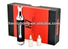 New brand hot selling e-cigarette H7 kit H7 clearomizer with delate box electronic vaporizer starter kit