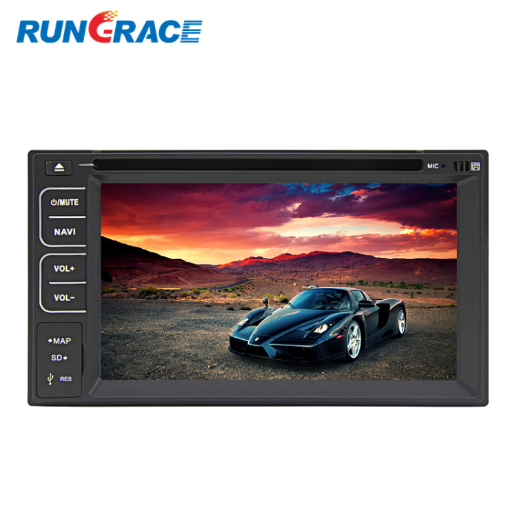 Android 2 din universal car multimedia and navigation system
