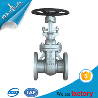 OS&Y Cast Iron Gate Valve PN16