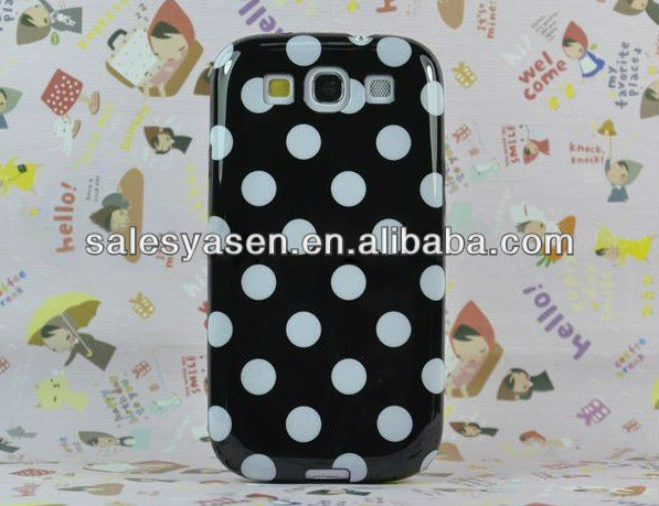 Cute Soft Tpu Case for galaxy s3 i9300