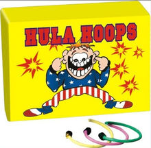 Novelty Hula Hoops Toy Fireworks For Children