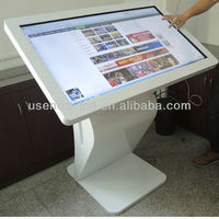 Favorites Compare 42 inch Floor-stand Kiosk all in one lcd computer case (size:32-65 inch)