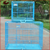 Commercial Pet Dog Crates With Wheels / Light Weight Dog Crates