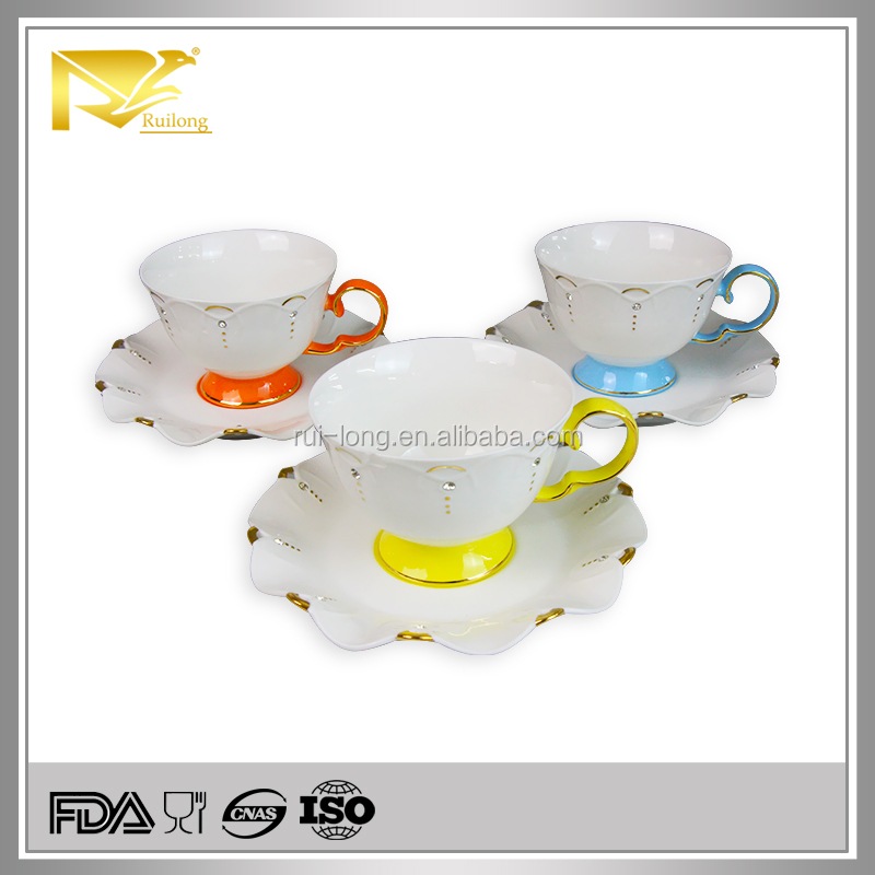 Drinkware home unique home goods tea cup, funny tea cup, tea cup ornaments