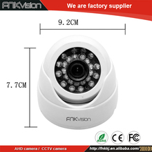 Hot Economical IR LED Dome AHD camera system analog hd camera